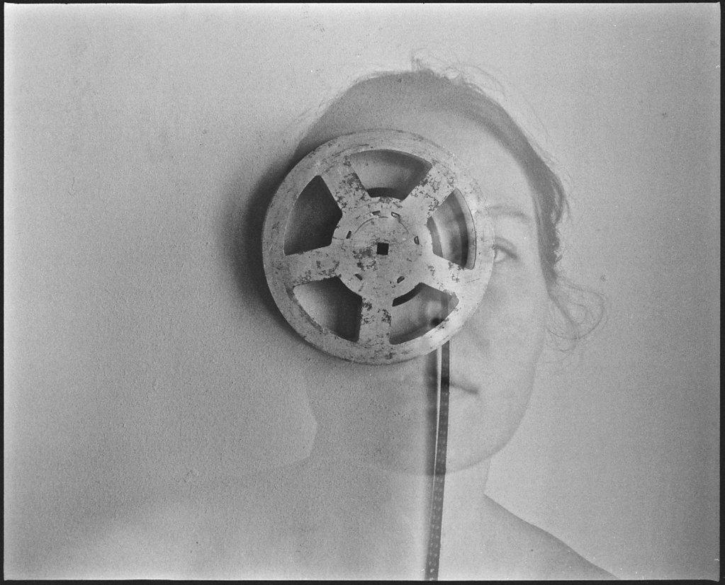 Film Roll, Self Portrait, 2016